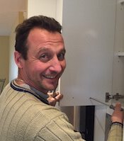 Igor, kitchen renovation Calgary